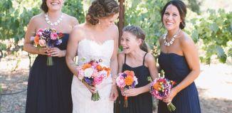 wedding junior bridesmaid