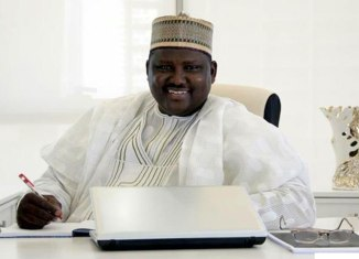 Fugitive pensions looter: Abdulrasheed Maina