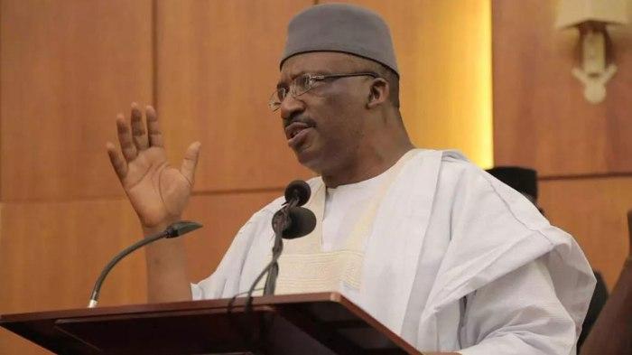 Abdurahman Dambazzau denies recalling Maina