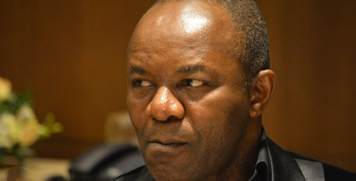 Kachikwu Home catches fire