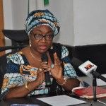 Service Aso Rock Winifred Oyo-Ita, the head of service of the federation