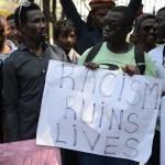Nigerian Beaten in India