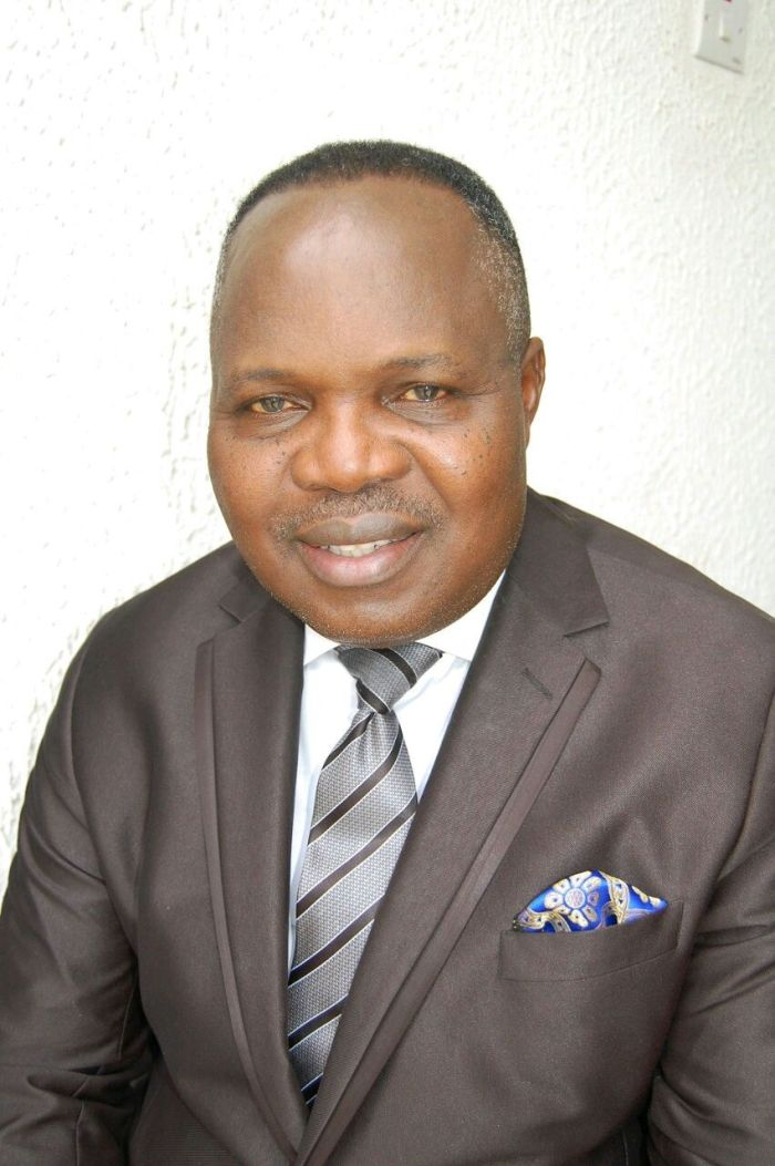 Dr. Emmanuel Akpanobong, the accused child molester