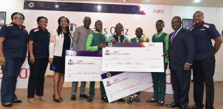 Lumen Christi International High School receives SEPLAT's Pearls Quiz competition