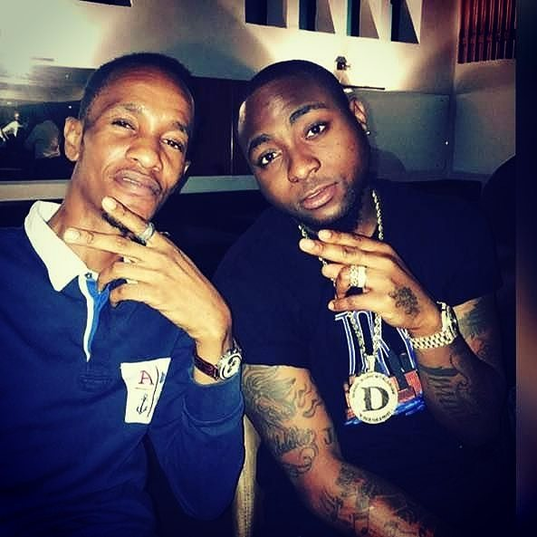 Tagbo Umeike and Davido