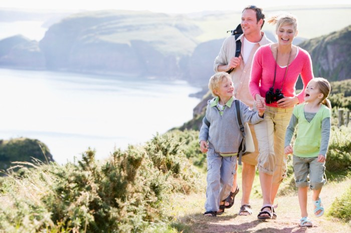 Christmas Family Travel outdoors