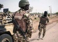 Sagir Musa, Army, IPOB