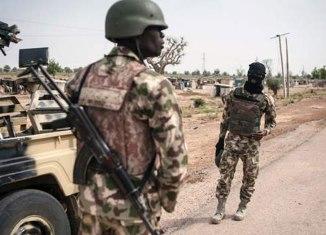 Sagir Musa, Army, IPOB, Gana