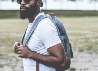 backpack beard