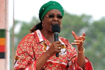 grace mugabe, robert mugabe , zimbabwe