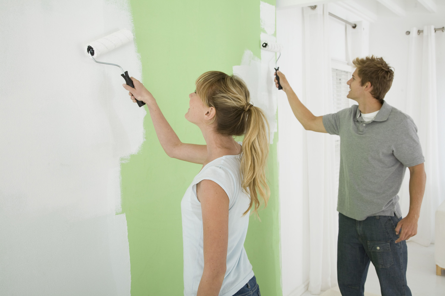 Quick Do-It-Yourself Guide To Painting Your House