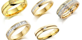 choice gold rings