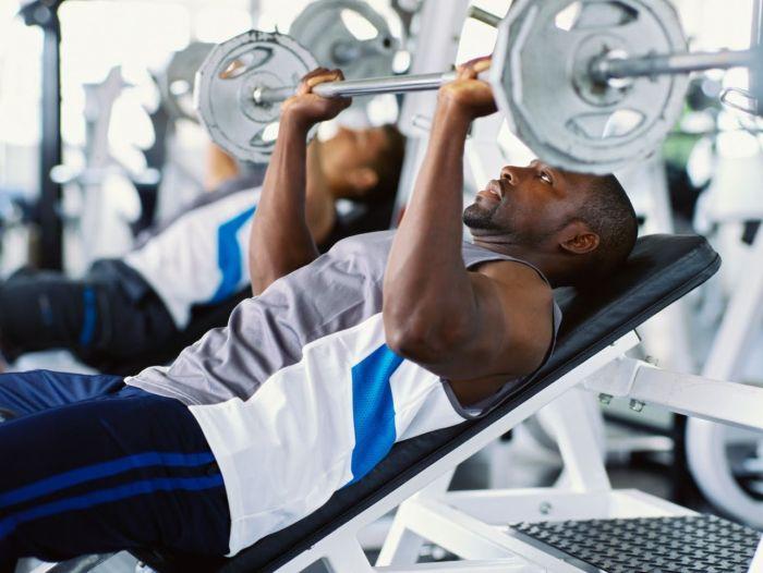 weightlifting training cancer