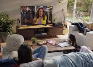 family TV holiday movies internet