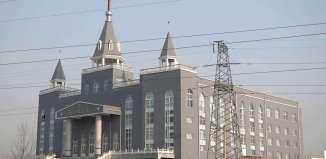 china demolishes church