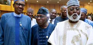 Owners of Nigeria Obasanjo, Buhari, Comment
