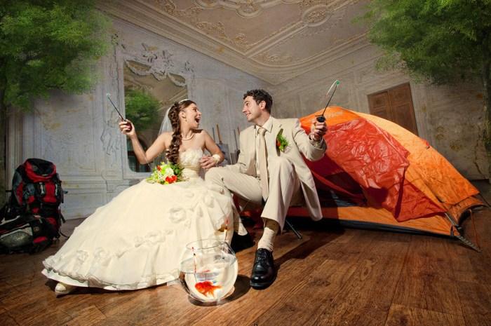 wedding couple love married