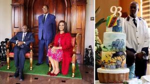 Mugabe Celebrates 94th Birthday In Solitude