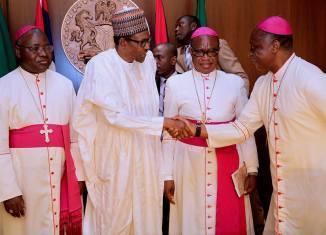 Catholic Bishops, Buhari
