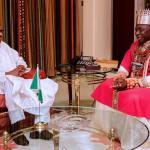 Muhammadu Buhari, Ogiame Ikenwoli, the olu of Warri , Itse Sagay,