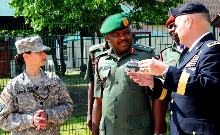 EFCC, Army, Chief, Azubuike Ihejirika