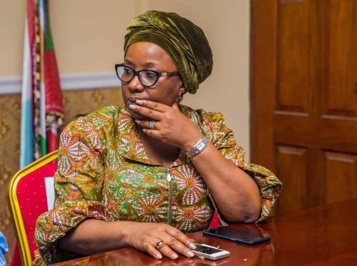 Sharon O. Ikeazor, executive secretary of the Pension Transitional Arrangement Directorate, PTAD,