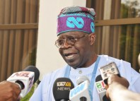 Bola Tinubu, Olusegun Obasanjo, Muhammadu Buhari, Umaru Musa Yar 'Adua