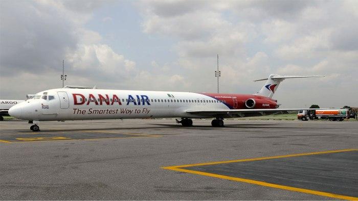 Dana Air, Passenger