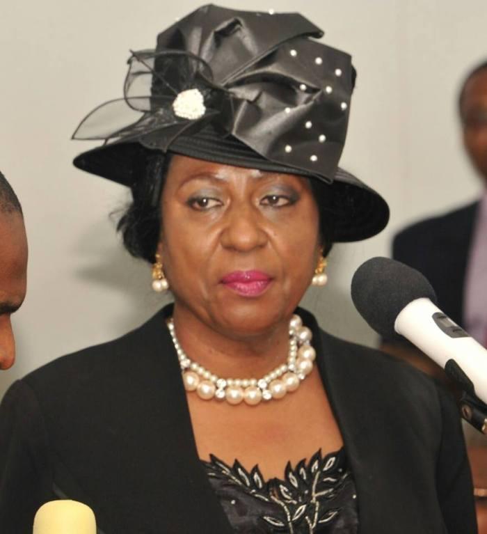 Justice Theresa Uzokwe,