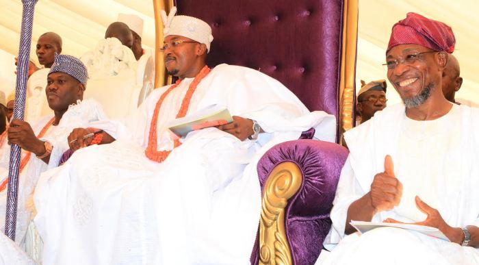 Oluwo Of Iwo, Ooni of Ife