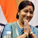 India, Nigeria, Sushma Swaraj,