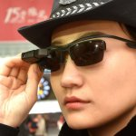 China, Police , facial recognition, sunglasses