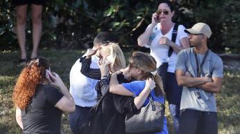 Florida US School Shooting