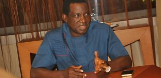 Simon Lalong, governor of Plateau State