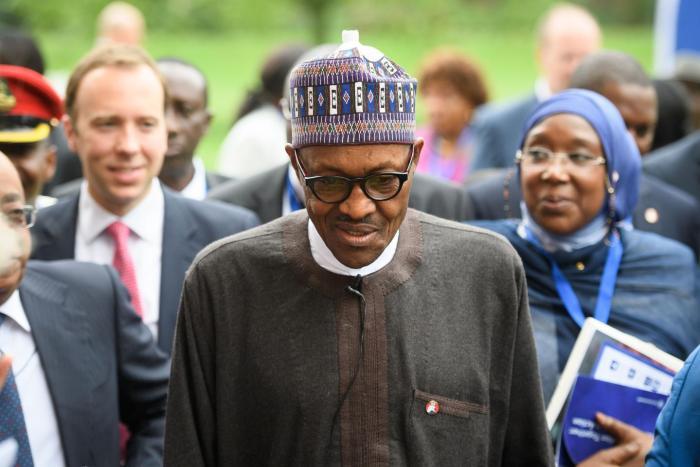 Dele momodu , Muhammadu Buhari, War against terror