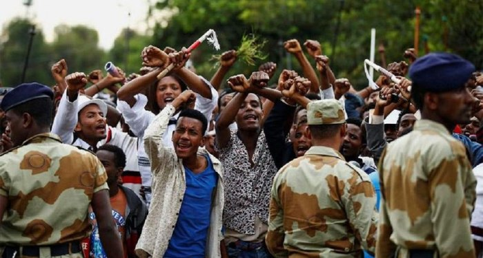 State of Emergency, Ethiopia , Hailemariam