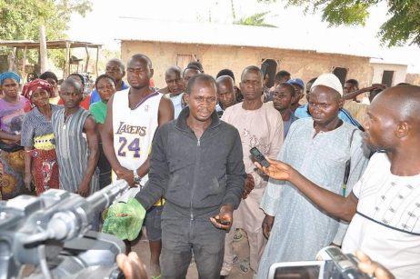 Fulani Herdsmen, Taraba
