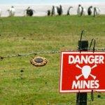 landmines land mines zimbabwe