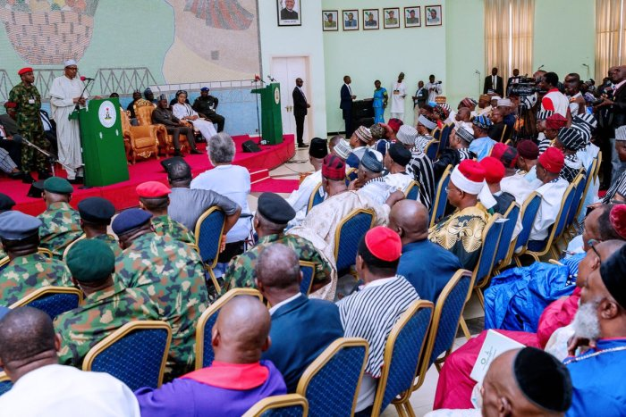 Buhari Benue Fulani Herdsmen