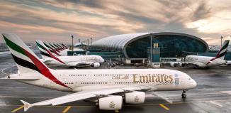 Uganda, Emirate Airline, Crew Member