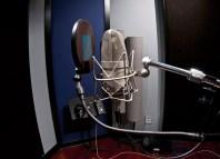 recording studio get