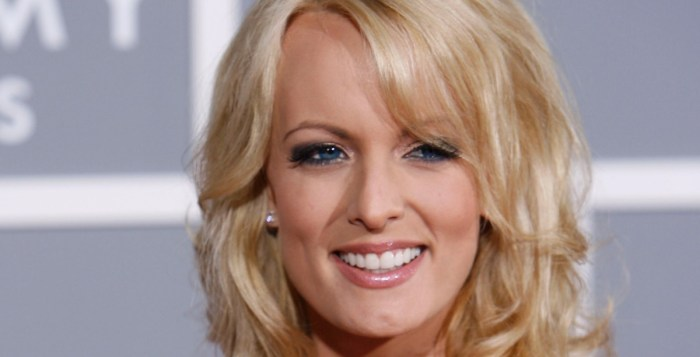 Stormy Daniels, Donald Trump, Stephanie Clifford, James Otero
