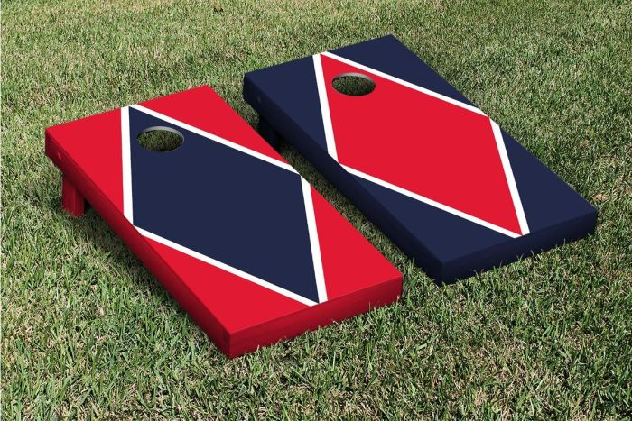 cornhole designs