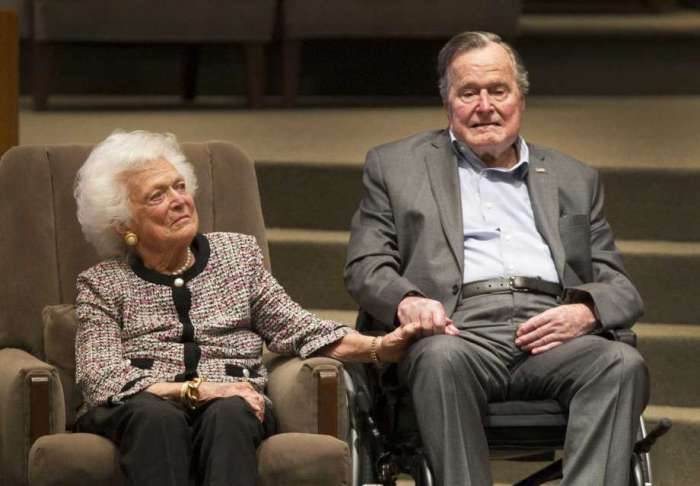 Tributes As Former US First Lady Barbara Bush Dies At 92