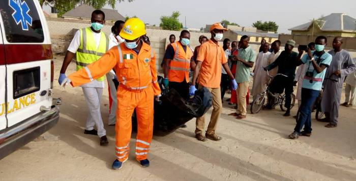 Boko Haram, Edward Kallon, UN