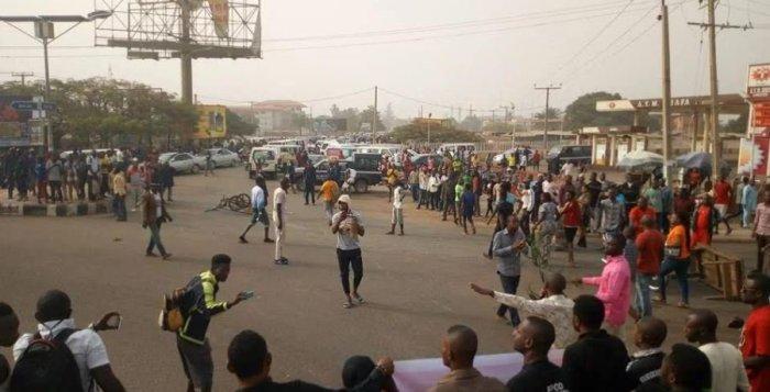 Benue Protests Fulani Herdsmen