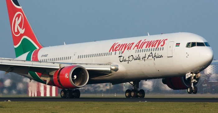 Kenya, Airlines, Nigerian, Workers