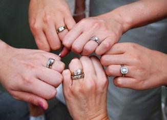 ring finger rings