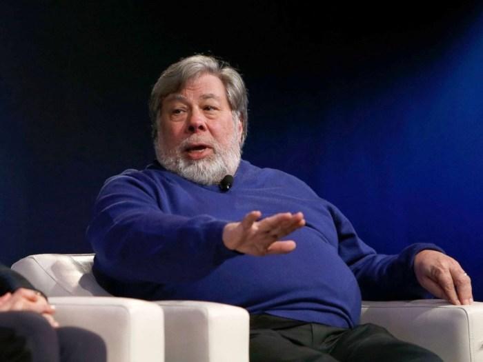 Steve Wozniak, Apple, Co-Founder, Facebook, Quit