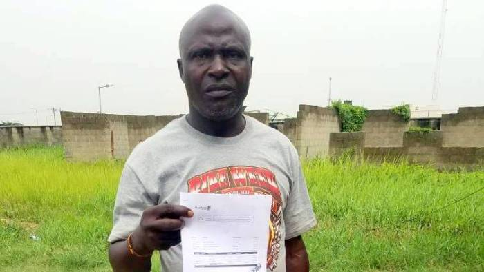 Police Inspector In Arrested For Receiving Bribe Of N5000